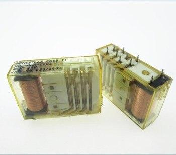 Safety 24V relay HDZ-468-1003 DC24V HDZ4681003  24VDC DC24V 24V DIP10 2pcs/lot