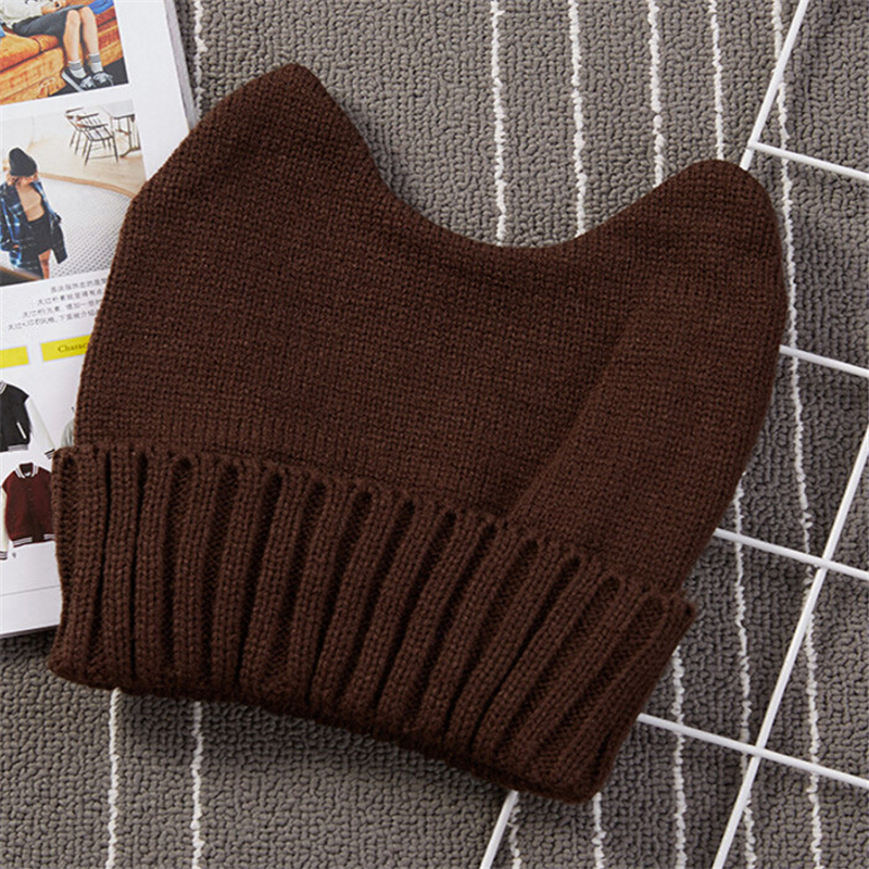 New-Fashion-Cute-Sweet-Soft-Cute-Women-Girl-Warm-Winter-Cat-Ear-Shape-Knitted-Hat-Elastic-Beanie-Cap-Christmas-Gift-2