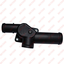 For Volkswagen fittings, water through pipe joint, thermostat cap, 06A121133AL thermostat, water through for volkswagen fittings water through pipe joint thermostat cap 06a121133al thermostat water through