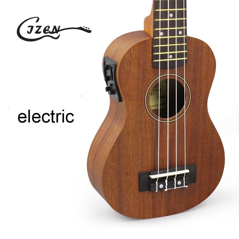 new acoustic electric tenor ukulele 26 inch guitar 4 strings ukelele guitarra handcraft wood. Black Bedroom Furniture Sets. Home Design Ideas
