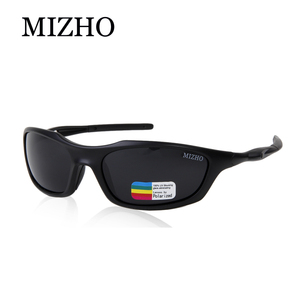 Image 4 - MIZHO Brand Anti Reflective Driving Sunglasses Men Polarized Mirror Fashion Small Frame Male Eyewear Women Sun Glasses Travel