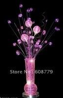 LRF027 Бесплатная доставка Декоративное искусство красивый декоративный алюминиевый торшер