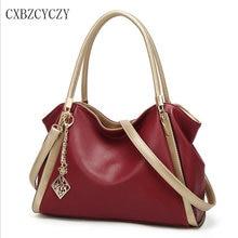 Einkaufstasche Frauen Schultertasche Hohe Qualität Weiche Haut Leder Umhängetasche Crossbody Taschen Frauen Handtasche Berühmte Marken Taschen Rot
