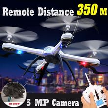 Drone Tarantula X6 JJRC H16 2.4G 4CH 6-Axis 2.0MP/5MP HD Camera Quactopter RC Helicopter Toys with 3 in 1 Charger Line as gift