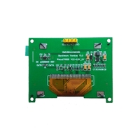 2.42 inch 4PIN Yellow/White/Blue OLED Module SSD1309 Compatible SSD1306 Driver IC 128*64 IIC Interface