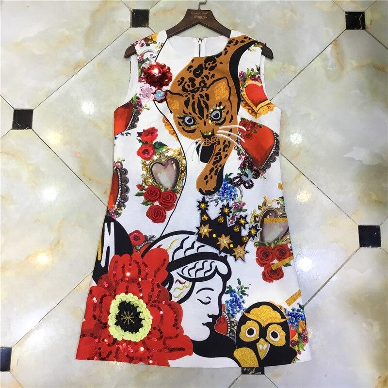Élégant D'été Ete De Perles Paillettes Robe Designer Lvydala Robes Femme Qualité Jacquard Femmes Imprimé Haute Coloré 3Aq5L4jR