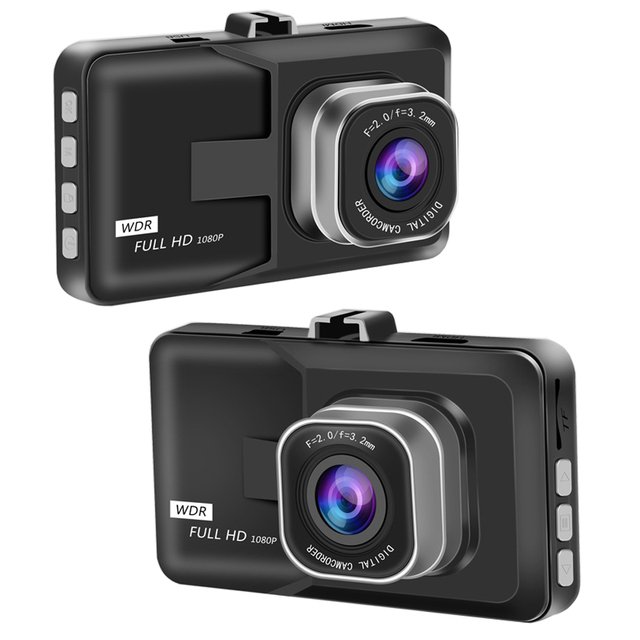 Parking Recorder G-Sensor Dash Cam 3