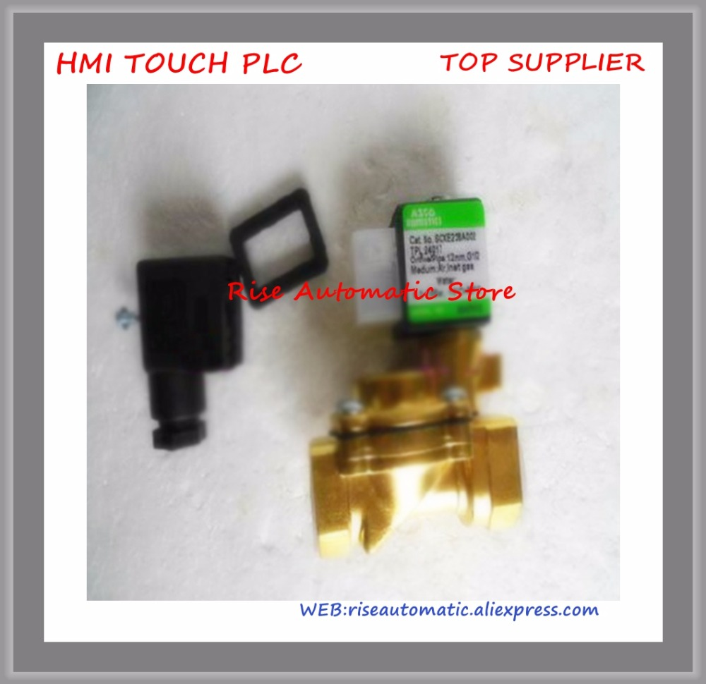 New Original Solenoid Valve SCXE238A002 24VDC high-quality new original 0820023025 solenoid valve high quality