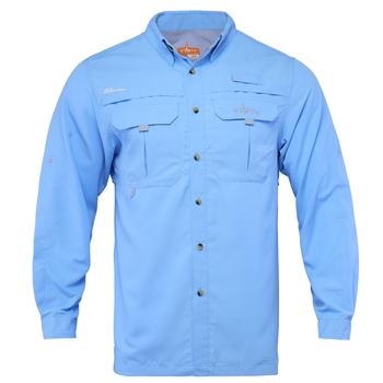 Darmowa dostawa! -Koszula męska quick dry koszula wędkarska koszula zewnętrzna koszula turystyczna UPF4 + UV tanie i dobre opinie Shemadee