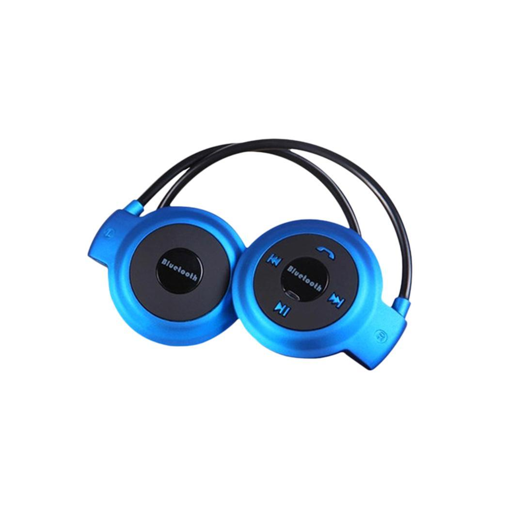Bluetooth Sports Headphones Handsfree Wireless Headset about 2-3 hours Support > 85db 1 x FM/TF Card DC 3.7V