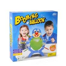 Boom boom шар Тыкать Игры не Взорвать Его сумасшедшая Вечеринка игры бум шар взрослых Family Fun игрушка популярной настольной игры дети подарок