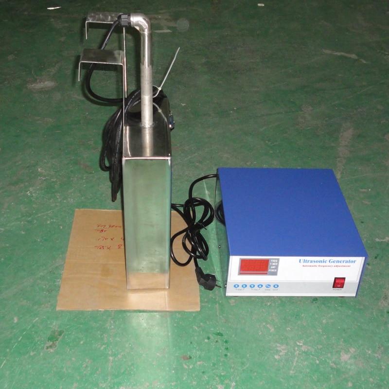 цена на 900W immersible ultrasonic transducer 17khz/20khz/25khz/28khz/30khz/33khz/40khz Select only one frequency