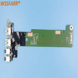 Audio-Jack-Board USB 2 FOR HP Usb-010176200-J09-G Elitebook 8570W 100%Tested-Ok Original