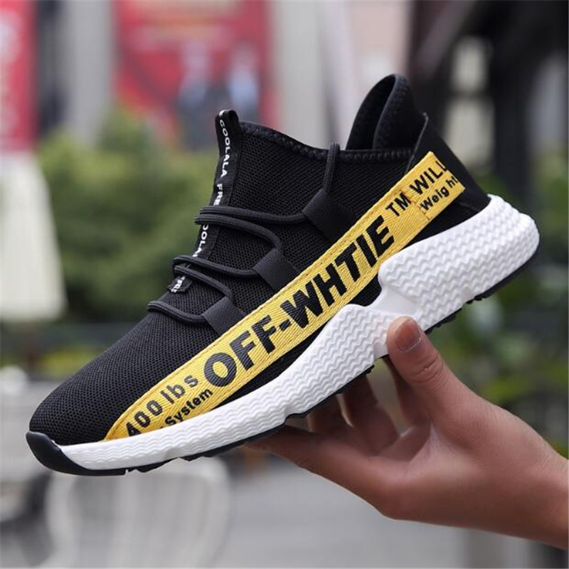 2018 Men Sneakers,Unisex Lover Shoes Summer Casual Men Shoe - Men's Shoes - Photo 3