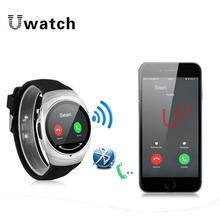Original uwatch uo smartwatch für iphone android samsung wasserdichte intelligente bluetooth 4 uhr fernbedienung unterstützung usb chargi