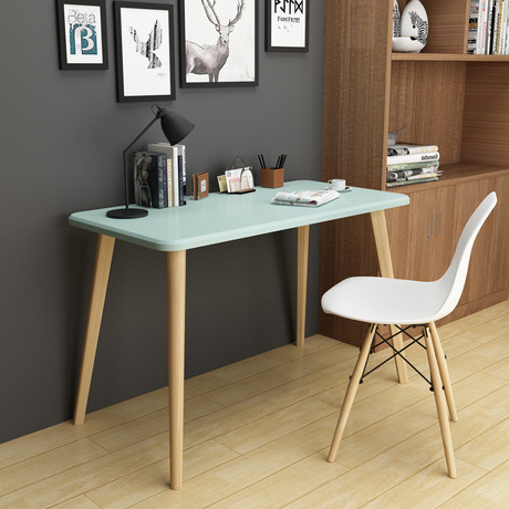 Computer Desks Study Table Office Home Furniture Solid Wood Laptop Stand Notebook Desk Soporte Minimalist