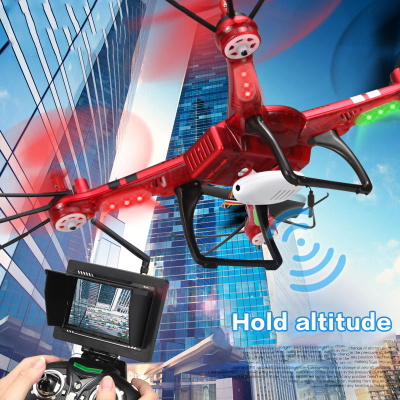 Wltoys RC Drone Quadcopter Dron with Camera HD Wifi FPV Quadrocopter 2.4G 6Axis Remote Control Helicopter Toys For Christma Gift 902s remote control drone wifi fpv rc helicopter hd camera video quadcopter kids toy drone aircraft air plan toys children gift