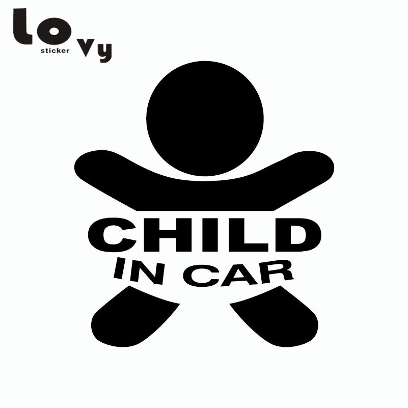 Ребенок в машине ребенок на борту ребенок детские автомобильные Стикеры Творческий Предупреждение Знаки Автомобиля Наклейка