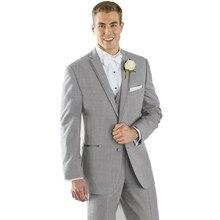 new suit men suits classic Wedding suits   Lapel mens wedding tuxedos for men three piece Suit(Jacket+Pants+vest)