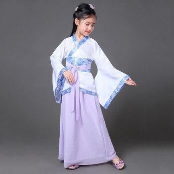 2884cfd2fb896 Chinesischen Tanz Kostüm Hanfu Kleid Traditionellen Chinesischen ...