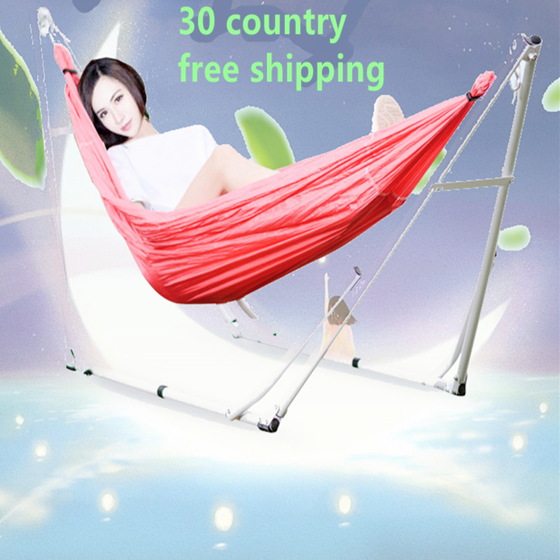dream boat portable Multifunction Foldable indoor baby crib Garden Hammock stand Cloth Fabric outdoor Swing