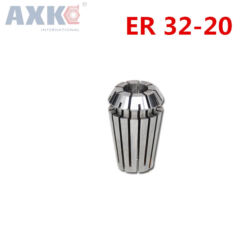 AXK 1pc CNC ER32 20mm ER collet chuck for CNC milling tool Engraving machine spindle motor ER32-20 насос wilo top s 50 10 dn pn6 10 230v