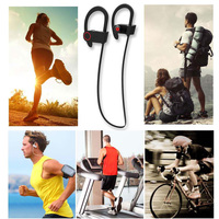 Cordless Headphones Auriculares Bluetooth Hand Free Headset IPX4 Waterproof Stereo HD Sound Earphone Headfone