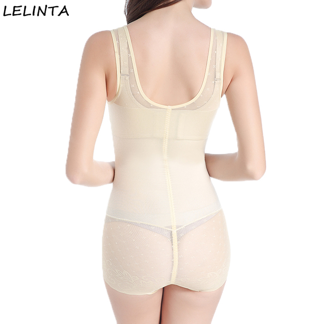 Women Sexy Thin Waist Cincher Shapewear Corset Underbust Full Body Tummy Control Shaper Underwear Workout Slimming Panties