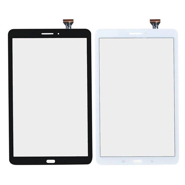 Испытано 9.7 Дюймов Сенсорный Экран Для Samsung Galaxy Tab A T550 T551 T555 ЖК Передняя Панель Стеклянный Объектив Дигитайзер IC Разъем T0.4