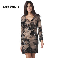 MIX WIND 2017 Spring And Summer New Europe And The United States Women S Fashion Sexy
