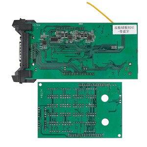 Image 5 - Tcs CDP pro V3.0 scanner de voiture et camion, outil de diagnostic et de balayage, 10 pièces/lot, avec panneau Double vert avec Bluetooth, 2015.R3 avec keygen, prise obd2