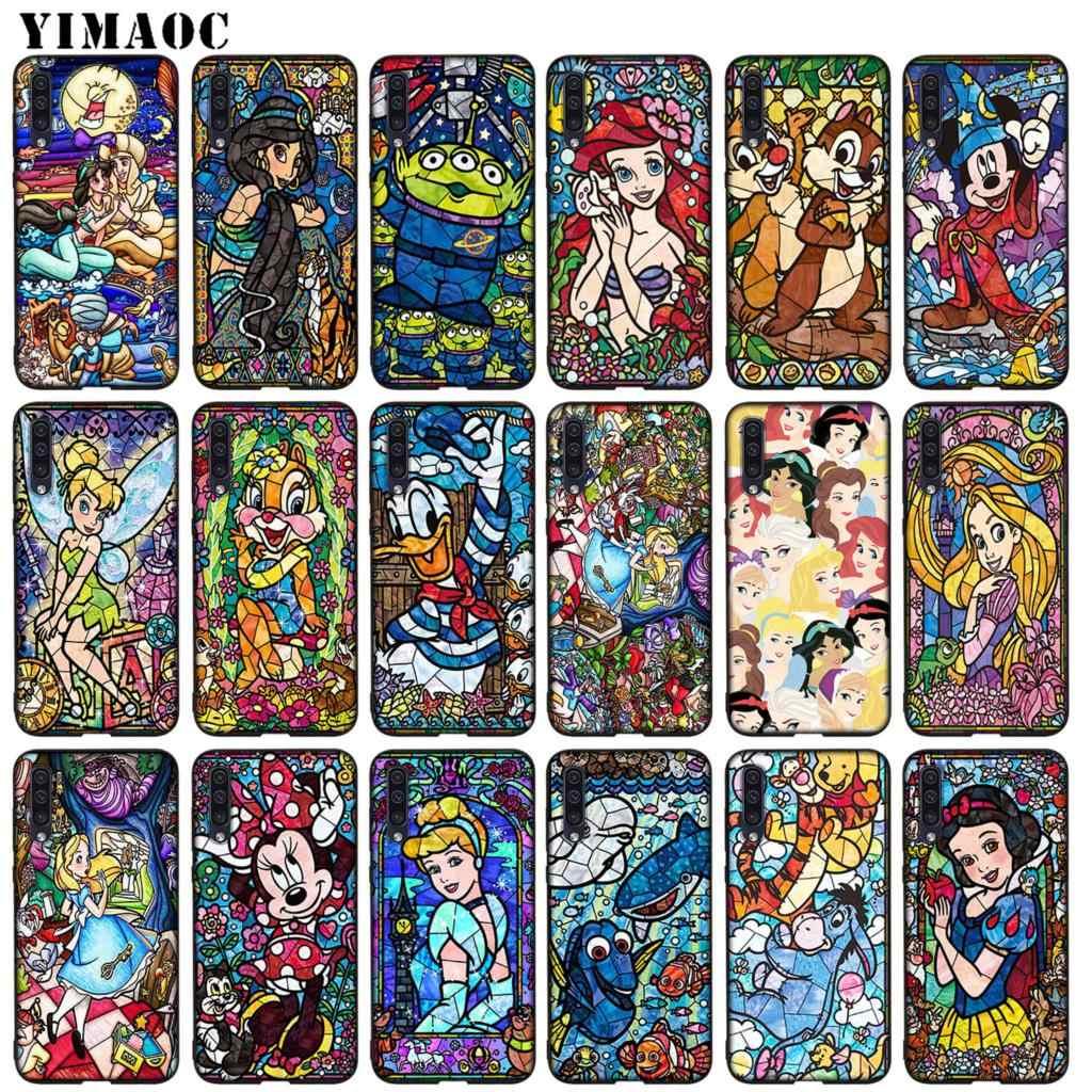 YIMAOC Алиса стежка Микки Маус Marie Мягкий ТПУ силиконовый чехол для samsung Galaxy A70 A60 A50 A40 A30 A20 A10 M10 M20 M30 M40