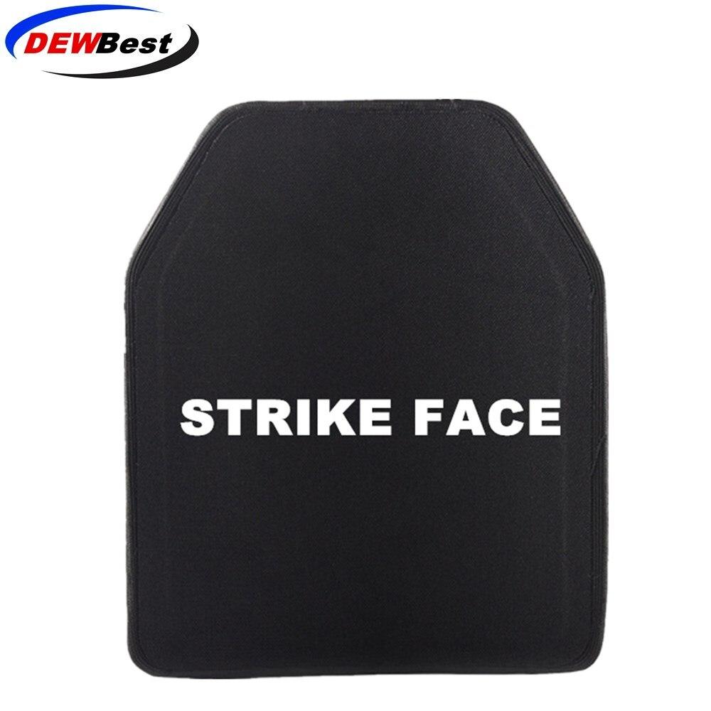 Steel-Plates Tactical-Vest Bulletproof X For 1piece/order 25cm 30cm Dewbbest M-Size