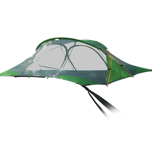 Image 5 - 220*200cm Suspended Tree Tent Ultralight Hanging Tree House Camping Hammock Waterproof 4 Season Tent for Hiking Backpacking