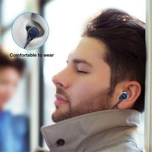 Image 4 - Uiisii HM7 HM9 in 耳ヘッドフォン超低音ステレオイヤホンとマイク金属 3.5 ミリメートルiphone/サムスン電話プロMP3