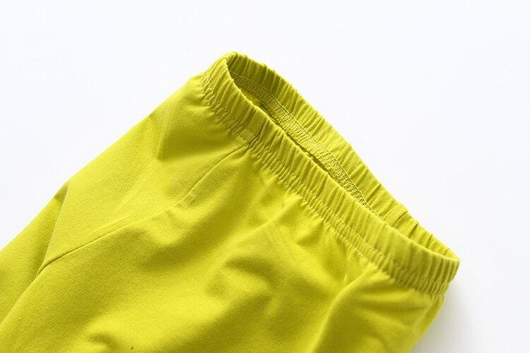 Κορίτσια leggings παιδιά καλοκαίρι - Παιδικά ενδύματα - Φωτογραφία 4