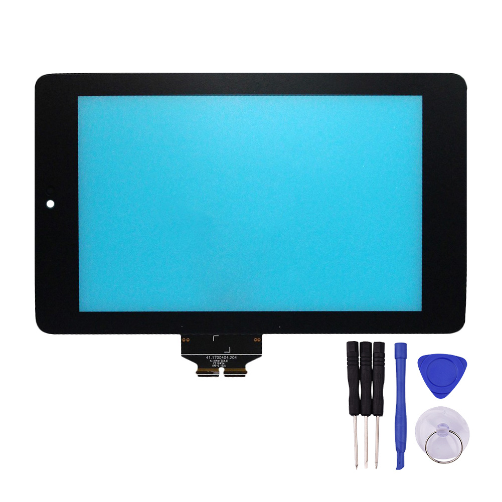 7 inch Touch Screen For Google Nexus 7 Glass Panel + Repair Tool High Quality Free shipping  цены