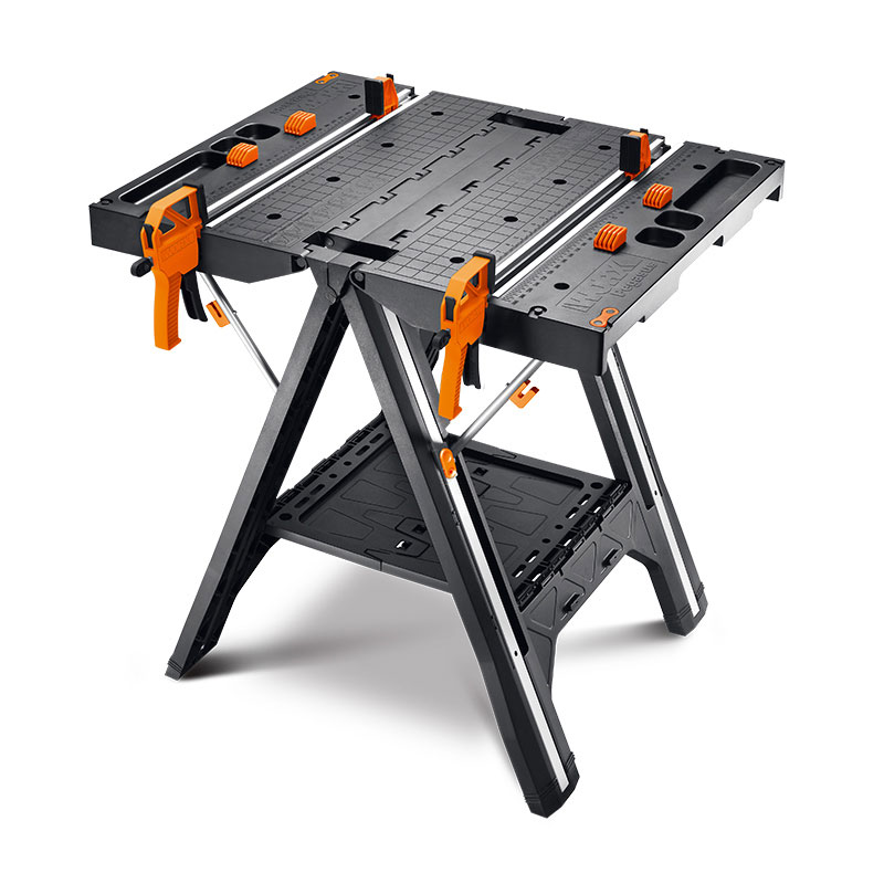 Workbench multifunctional DIY woodworking table simple portable home hardware tool multifunctional home tool portable sewing kit