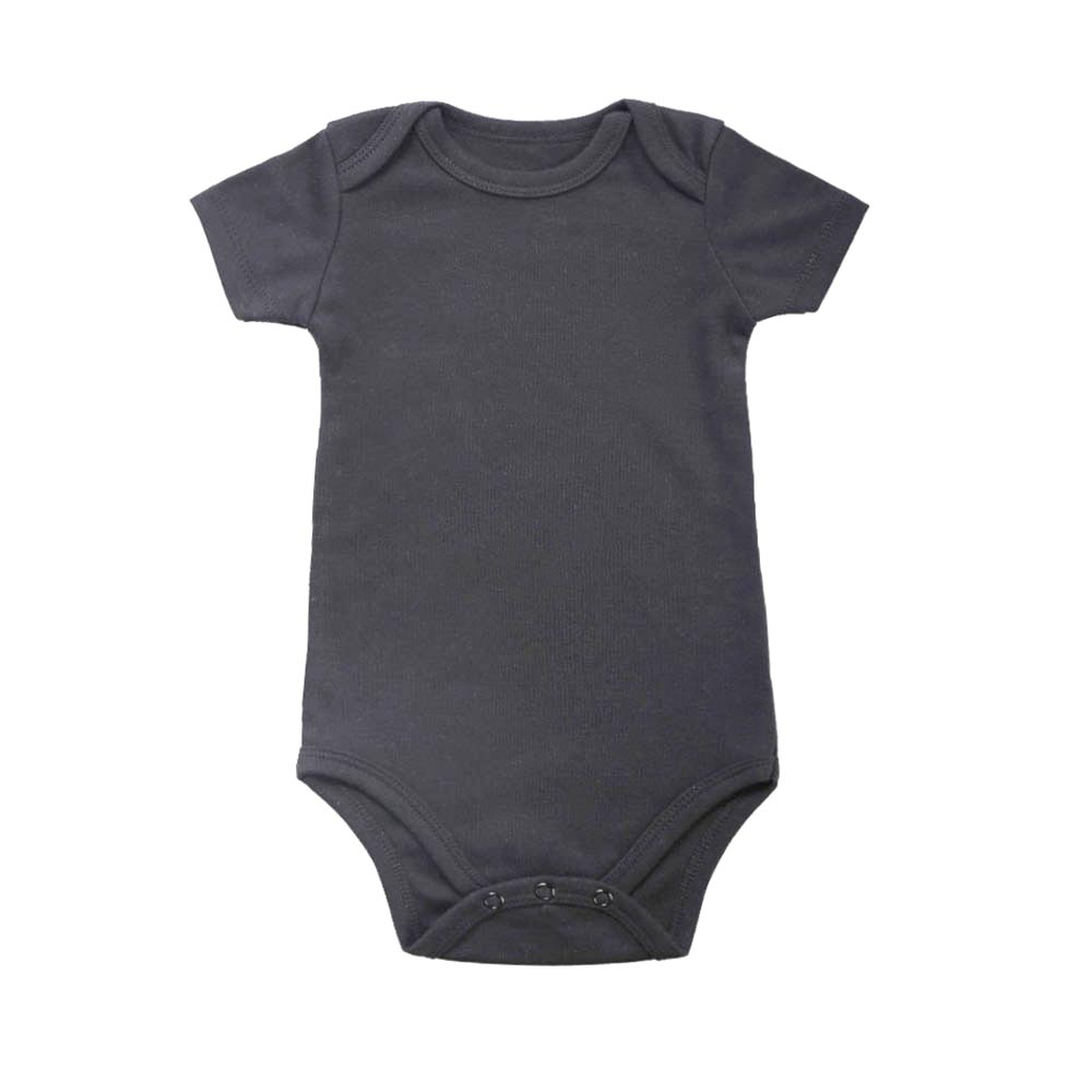 100 Cotton Baby Bodysuit Fashion Baby Boys Girls Clothes Infant Jumpsuit Overalls Short Sleeve Newborn Baby Clothing in Bodysuits from Mother Kids