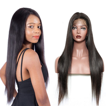 360 Lace Frontal Wig You May Hair 150 Density Human Hair Wigs For Women Straight Brazilian