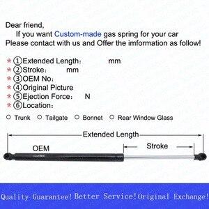 Image 5 - Комплект опорных стойки для задних ворот и задних окон, амортизаторы, стопоры, газовая пружина, демпфер для Cadillac Escalade, Chevrolet Suburban GMC Yukon