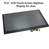 FTDLCD 15.6'' LCD Touch Screen Digitizer Display Replace Laptop Panel For Acer Aspire V5 552P V5 572P V5 572PG V5 573P V5 573PG