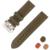 Feitas à mão P estilo Fino de Alta Qualidade Importado Couro Italiano assista Bracelete & Banda 20mm 22mm 24mm 26mm Com Aço Inoxidável fivela