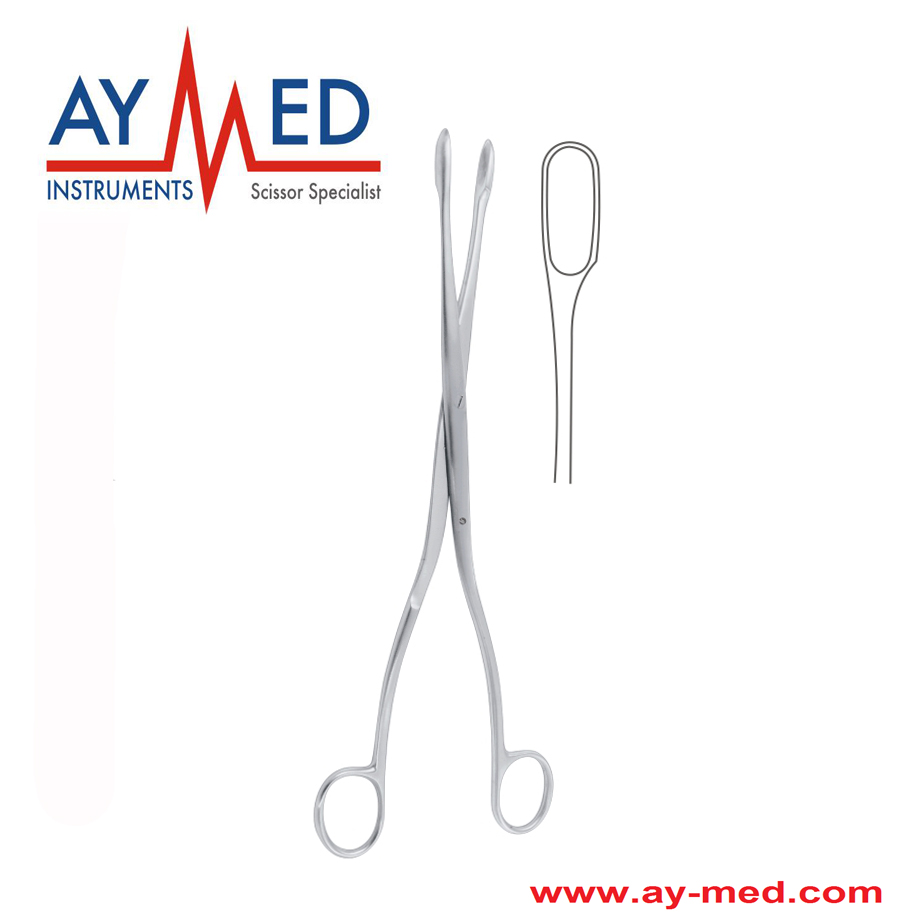 3 pieces winter obstetrics placenta ovum forceps - gynecology surgical instruments scissors 3 pieces set green armytage willett gauss scalp flap forceps obstetrics surgical instruments scissors