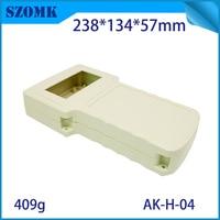 4pcs A Lot Szomk Plastic Enclosure For Electronic Handheld Led Junction Box ABS Housing Control Box