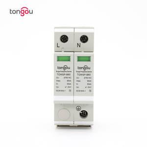 Image 2 - SPD 1P N 30KA~60KA B ~275VAC House Surge Protector Protection Protective Low voltage Arrester Device