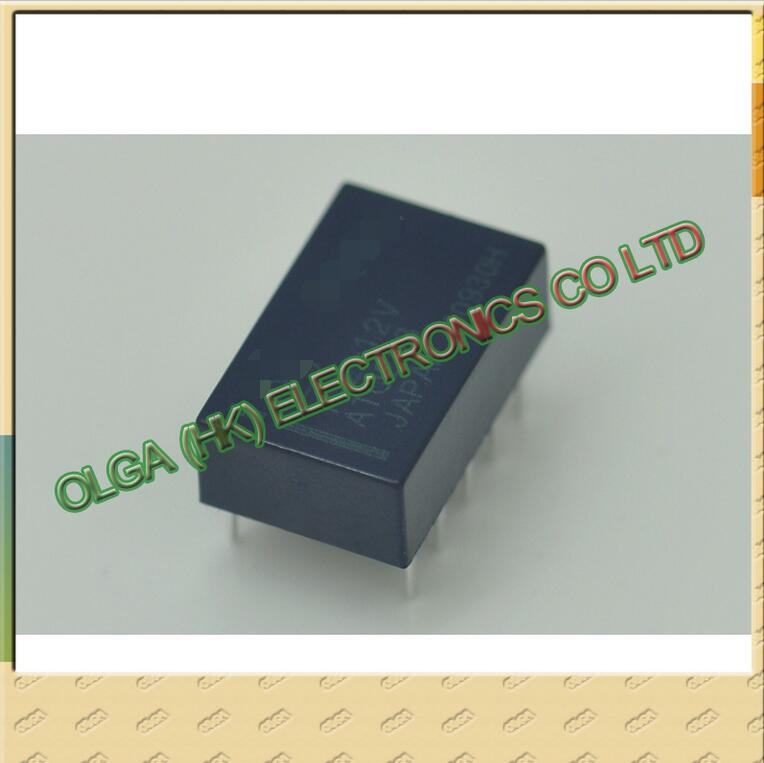 The Original  Signal Relay TQ2-12 VDC TQ2-12 V TQ2 - DC12V ATQ203 1 A / 12 V
