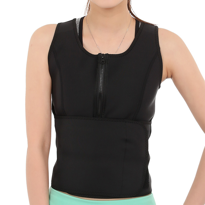 3XL Losing Weight Product Tummy Belt Slimming Vest Corset for Women Plus Size Black Corsets and Bustiers Fat Burning Weight Loss