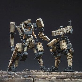 1/25 JOYTOY figurine soldat mecha figurine X18 MECH QINLAN Collection modèle livraison gratuite