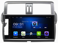 Ouchuangbo Car Dvd Gps Radio Stereo For Toyota Prado 2017 Support Aux USB Quad 16G Flash